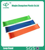 Banda deportiva Fitness Latex Bandsexercise Resistencia Yoga Band Eco-Friendly Resistencia Fitness