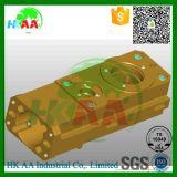 Mittellinien-simultane Bewegung Soem-schneller Aluminium CNC-Prototyp-Service des Hochleistungs--5