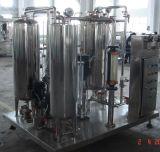 Machine de remplissage liquide de jus de l'eau de mélangeur carbonaté de boissons