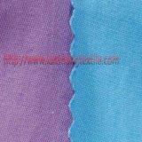 ワイシャツのコートの労働者の衣服のためのあや織りのTencel染められたファブリック