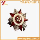Qualitäts-Überzug-Kupfer-Medaillon-Andenken-Geschenk (YB-HD-141)