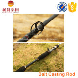 Pesca Rod del pezzo fuso di esca del carbonio della sede della bobina della guida di FUJI