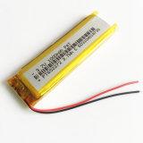 3.7V 1000mAh 652272 Bateria recarregável Lipo de polímero de lítio Baterias de íon de lítio para MP3 DVD Pad Câmera de telefone celular 6.5 * 22 * 72mm