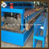 機械を形作る橋床のパネル