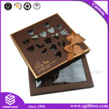 Eco-Friendly Embalagem de cartão embalado Gift Candy Chocolate Box