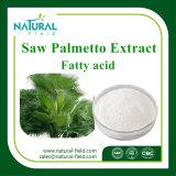 La qualité et l'acide gras normal pur de paume de ont vu l'extrait de Palmetto