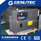 8kw 10kVA Air Cooled Twin Cylinder Diesel Engine Generator Set