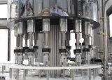 Maquinaria de rotulagem automática da máquina de enchimento do suco do frasco do animal de estimação
