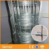 High Zinc Farm Wire Field Fence / Knotted Fence Wire