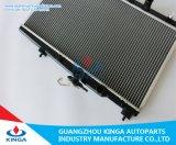 Radiador del coche para Toyota Vios'02 Mt con el certificado ISO9001, Ts16949