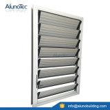 O vidro de indicador de alumínio da grelha da segurança introduz o indicador Louvered das cortinas