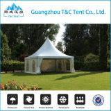 tente d'abri imperméable à l'eau en aluminium de maison de pisciculture de PVC de 3X3m