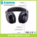 Cuffia senza fili di Bluetooth della fascia ambientale di qualità superiore pieghevole di disegno