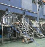 Réservoir de mélange de fournisseur pour la solution liquide de nettoyage