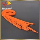 Zapatos de impresión de seda de poliéster a la venta