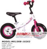 """10人の""""子供のPedalessのフィートの残りのバイクのバランスの自転車(MK15RB-10264)"""