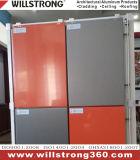 3mm panneau composite aluminium pour panneau de signalisation et le revêtement intérieur