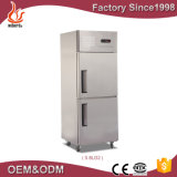 La moitié de montant de porte réfrigérateur-congélateur importés compresseur combinaison matériel de cuisine