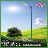 réverbère léger solaire Integrated de 20W DEL