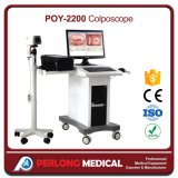 POY-2200 Sistema de diagnóstico de Vagina Digital de venda a quente Video Colposcope