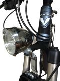6V / 2.4W Bicycle Dynamo Head Light para bicicleta (HDM-018)