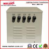 tipo protetor IP20 do transformador do controle da iluminação 100va (JMB-100)