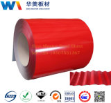 SGCC, Dx51d PPGI/Prepainted гальванизированные стальные катушки любым цветом Ral