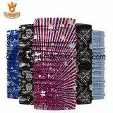 卸し売り円の首スカーフの安いMicrofiberポリエステル管マジックバンダナ