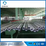 Tubo saldato 444 dell'acciaio inossidabile di vendita diretta ASTM A763 della fabbrica