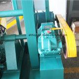 W11 de 12X2500 de la máquina con tres rodillos de metal