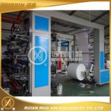 Multi-color de alta velocidad térmica de la máquina de papel de impresión flexográfica