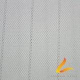운동복 적당 (LTT-CZB#)를 위한 폴리에스테 스판덱스 Lycra 뜨개질을 한 탄력 있는 직물