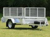 7X5 de gegalvaniseerde Aanhangwagen van het Nut voor ATV