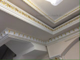 天井の装飾のために形成するポリウレタン王冠Moulding/PUのコーニス
