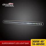 """luz de conducción de la barra ligera LED del jeep 49 """" 300W para los coches"""