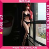 Senhora chinesa Standing Amor Boneca do sexo do fornecedor da venda direta da fábrica para o macho