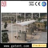 Uno mismo-Servir la cubierta de la prueba PVDF del agua de la prueba de Sun de la tienda del toldo de la estación