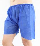 Одноразовые сауна брюки/мужские брюки из полипропилена/SMS сауна брюки