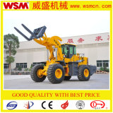 Quick Coupler Wsm951t18 Cat Block Handler Forklift Wheel Loader