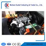 De Gloednieuwe 3.5ton Vorkheftruck van Kudat Cpcd35 met Dieselmotor