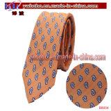 100%の絹によって編まれるネクタイの製造者のポリエステルによって編まれるネクタイ(B8016)
