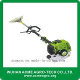 Mietitrice elettrica verde oliva dell'agitatore del motore di benzina