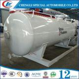 10t LPG Gas eingehangene füllende Schienen-Pflanze