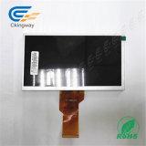 "7 "" 420 Bits CD/M2 24 RGB-Schnittstelle Transpatent LCD Bildschirmanzeige"