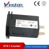 Relais-Kostenzähler der Zeit-Sys-1/elektrischer Digital-Kostenzähler