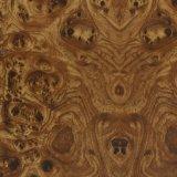 Kingtop Walnut Wood Deisgn 1m de ancho Hidrografía impresión de agua de transferencia de la película de hidromasaje con PVA material Wdf2232