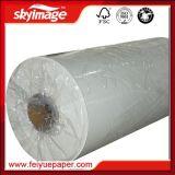 """Papier de sublimation de qualité supérieure de 44 """"50g avec taux de transfert élevé pour imprimante industrielle haute vitesse"""