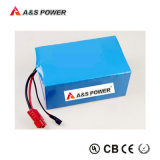 24V 50Ah 18650 rechargeable au lithium-pack de batterie Li-ion