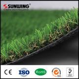 Fábrica de gramado de grama artificial anti-UV barato para venda