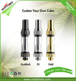 Haut débit d'air 0.5ml / 1.0ml C18-C Ceramic Vape Cbd Oil Atomizer